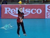 دختر والیبالیست ایران در ترکیه لژیونر شد +عکس