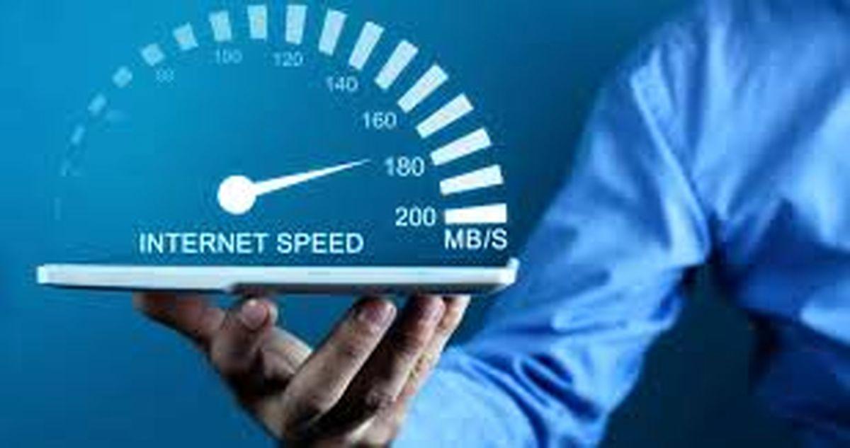 سرعت اینترنت موبایل در ایران ارتقا یافت