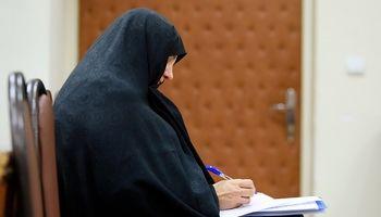 دومین جلسه رسیدگی به اتهامات دختر وزیر سابق +تصاویر