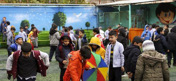 مدارس تهران امروز و فردا تعطیل است