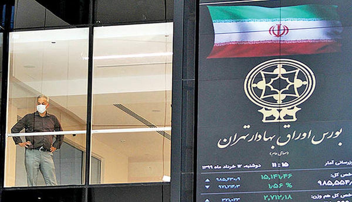 رشد متزلزل بورس تهران