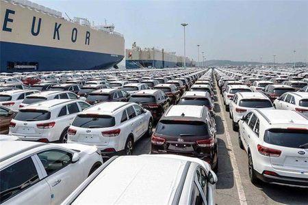 واردات ۵۶هزار دستگاه خودرو در سال۹۶ / واردات قطعات خودرو به ۲.۵میلیارد دلار رسید