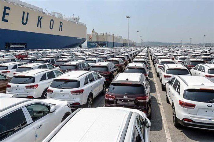 توقف فروش خودرو در بازار
