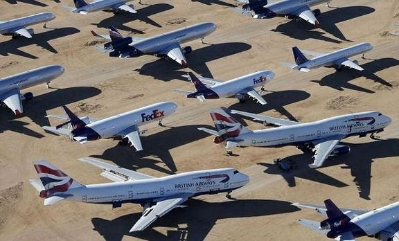 اعتراض یکتشکل هوانوردی به اطلاعیه هواپیمایی فدرال آمریکا