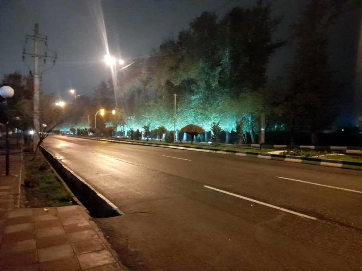 تهران و البرز ۶روز تعطیل شد