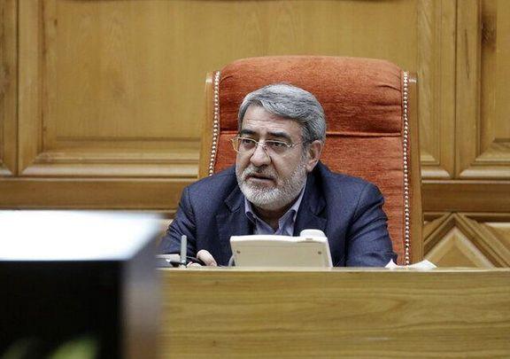 توضیح وزیر کشور درباره مصوبات شورای عالی هماهنگی اقتصادی