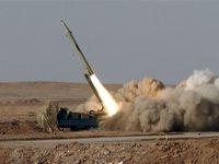 شلیک موشکهای سپاه به سمت تروریستهای تکفری در سوریه ۲ +فیلم