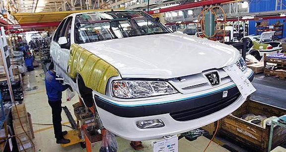۹۵۲ هزار دستگاه؛ تولید خودرو در سال 97