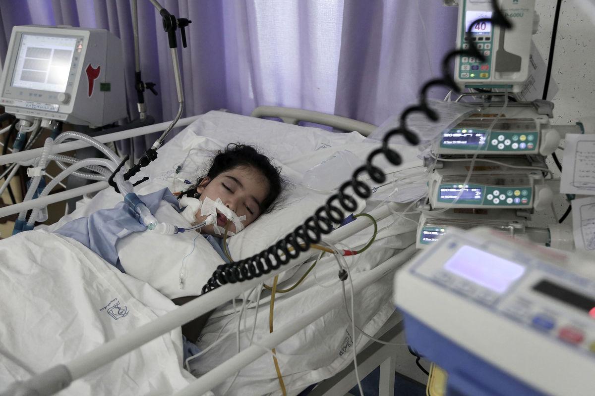 افزایش ۲برابری مراجعه کودکان کرونایی به بیمارستان ها در پیک پنجم