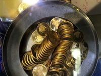 طلا به گرمی ۳۰۰هزار تومان رسید/ کاهش محسوس قیمت طلا و سکه در بازار