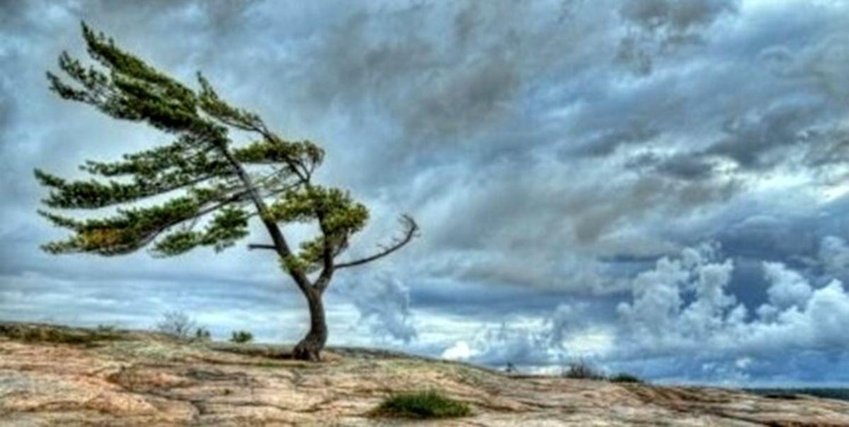 پیشبینی وزش باد شدید در اکثر نقاط کشور