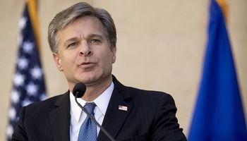 ادعای رئیس FBI درباره نقش ایران در انتخابات آمریکا