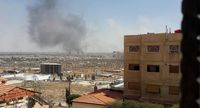 در دومای سوریه تسلیحات شیمیایی استفاده نشده است