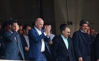 واکنش اینفانتینو به میزبانی ایران از جام جهانی ۲۰۲۲ قطر