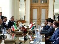 ظریف با همتای عمانی خود درباره چه موضوعاتی گفتوگو کرد؟