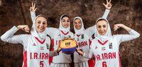 بازتاب عملکرد تیم بسکتبال زنان ایران در سایت خارجی