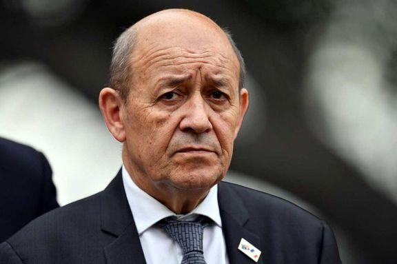 فرانسه خواستار تعهد ایران به برجام شد