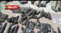 انهدام تیم تروریستی در شمال غرب کشور توسط سپاه +فیلم