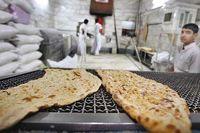 گشت تعزیرات در نانواییها +فیلم
