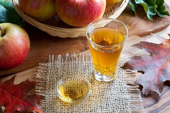 آیا سرکه سیب برای درمان اسهال مفید است؟