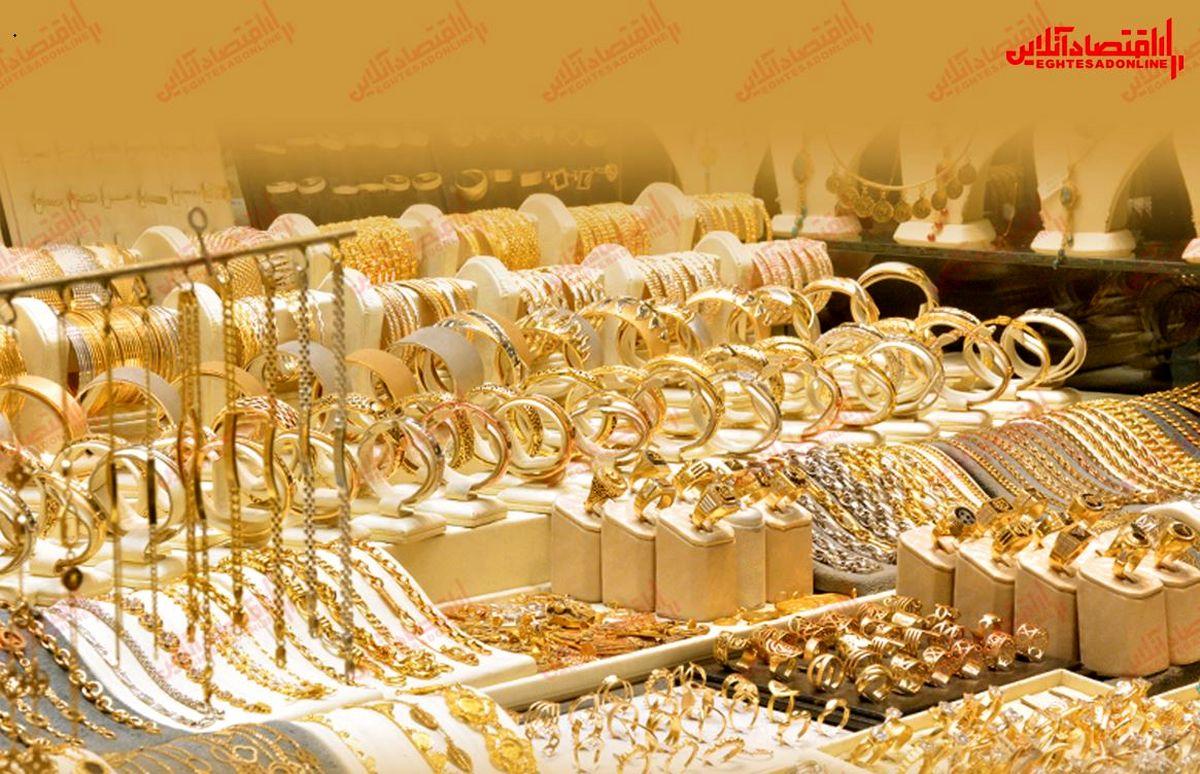 پیش بینی قیمت طلا تا پایان هفته/ بازار با شیب ملایم در مدار نزولی