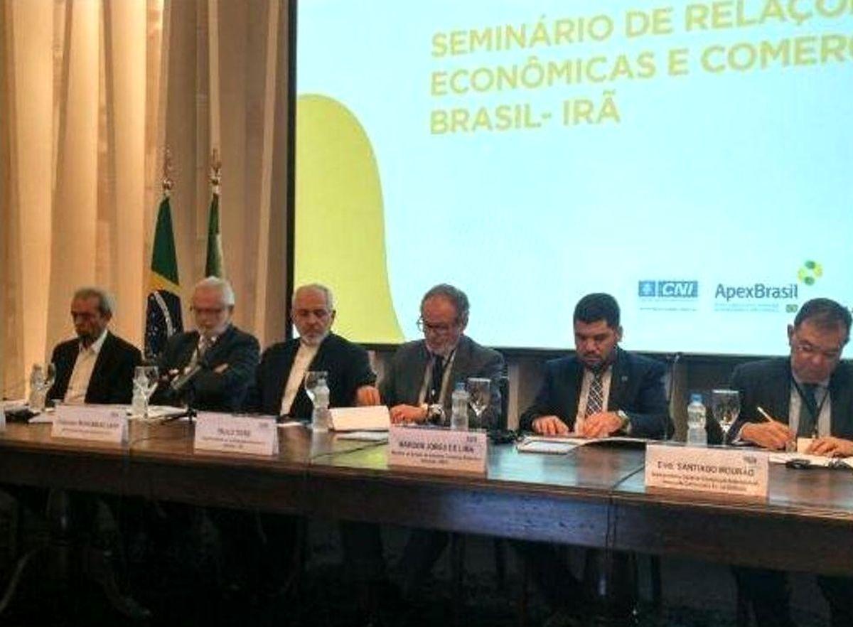 استقبال از ورود شرکتهای برزیلی به بازار ایران