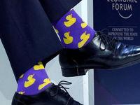 راز جورابهای عجیب نخست وزیر کانادا چیست؟ +تصاویر