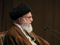 سخنان رهبر معظم انقلاب اسلامی بهمناسبت روز قدس +تصاویر