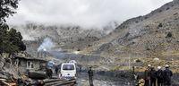 چهارمین روز عملیات نجات کارگران معدن طزره +عکس