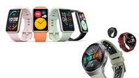 ساعتهای هوشمند جدید هوآوی در راه بازار ایران