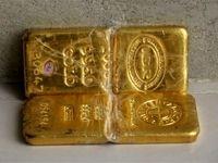 کشف ۲شمش طلا به ارزش بیشاز یکمیلیارد در کفش یک مسافر