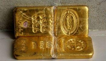قاچاقچی طلا به 11میلیارد ریال جزای نقدی محکوم شد