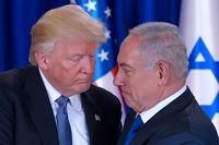بخش اعظم دیدار نتانیاهو و ترامپ به ایران اختصاص یافت
