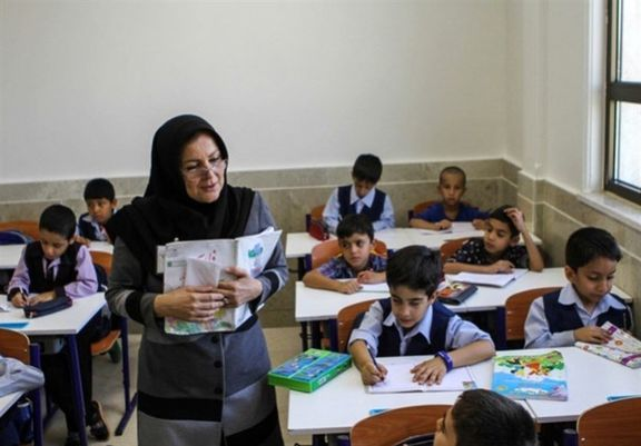 اشتغال ۵۰۰ هزار زن در آموزش و پرورش