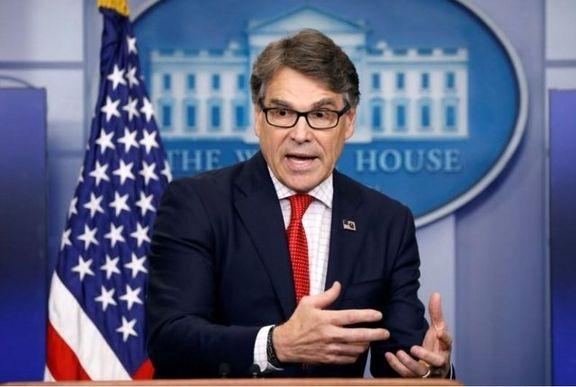 ادعای وزیر انرژی آمریکا درباره نفوذ ایران بر بازار نفت