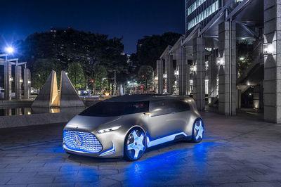 انتظاراتی که از خودروها در ۲۰۵۰ داریم