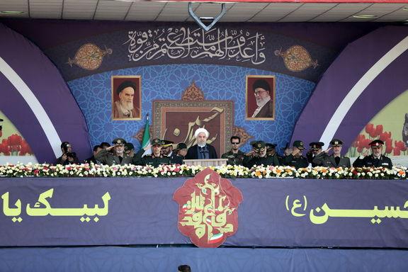 """روحانی: حاضریم از خطاهای گذشته همسایگانمان بگذریم / با شعار و طرح """"ائتلاف امید"""" و """"ابتکار صلح هرمز"""" به نیویورک میرویم"""
