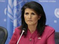 نیکی هیلی: بنسلمان رفتارهای «وحشیانه» را کنار بگذارد