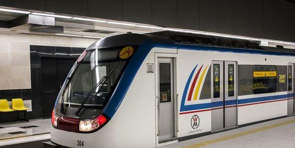 بلیت مترو در تمامی خطوط هفتگانه مترو نیم بها شد