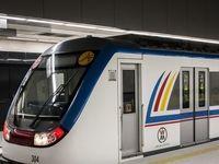 پله برقیهای مترو تهران افزایش مییابد