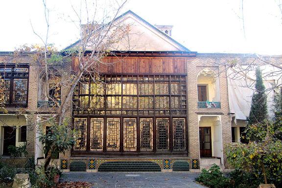 باغ وثوق الدوله تهران بهمن امسال به روی شهروندان باز میشود