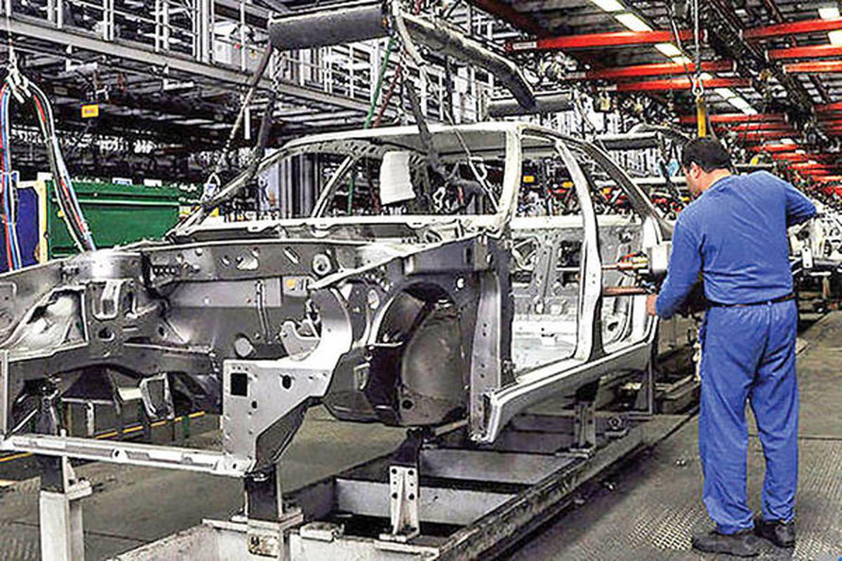 تولید ۲۶۳.۵هزار خودروی سواری در ۴ماهه۹۹/ افزایش تیراژ خودروسازان در تیر ماه