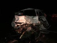 تصادف جادهای سه کشته به جا گذاشت