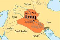 کرونا به بغداد رسید