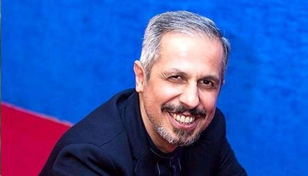 جواد رضویان: نه اهل بیانیهام نه حرف سیاسى +عکس
