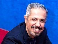 جواد رضویان در مراسم رحلت امام خمینی +عکس
