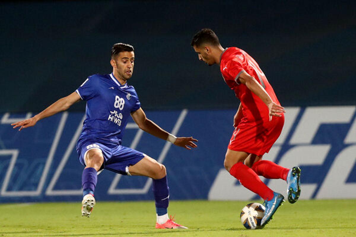 برگزاری مسابقات یک هشتم نهایی لیگ قهرمانان آسیا بدون تماشاگر