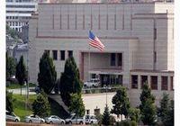 یک نفر در ارتباط با تیراندازی به سفارتخانه آمریکا در ترکیه بازداشت شد