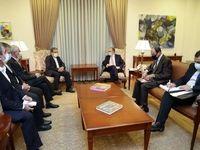 همکاری ایران و ارمنستان برای حل درگیری قره باغ