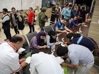 تبریک خانواده هاشمی بمناسبت حضور مردم در انتخابات